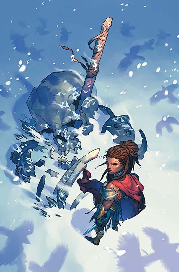 Odyssey Of The Amazons #1 (Cover B Yasmine Putri)