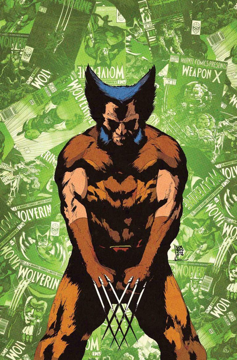 Old Man Logan #22 (Cover A Christopher Stevens)