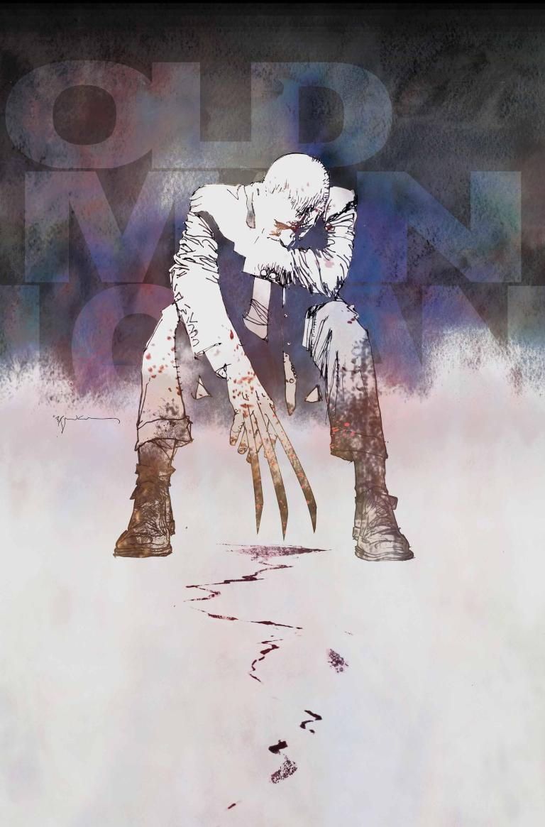 Old Man Logan #23 (Cover C Bill Sienkiewicz)