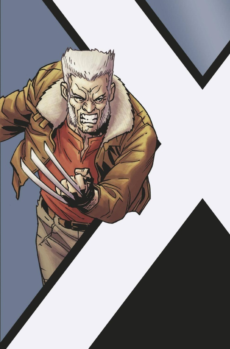 Old Man Logan #25 (Cover B Leonard Kirk Corner Box Variant)