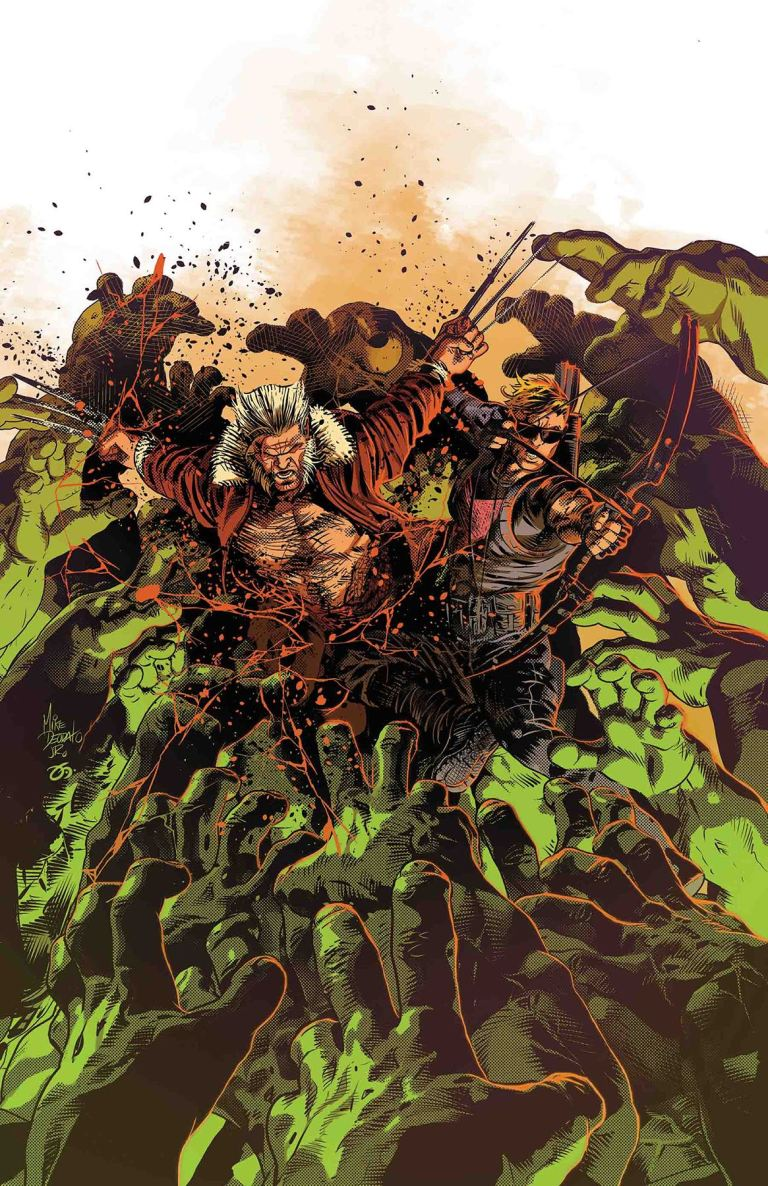 Old Man Logan #28 (Cover A Mike Deodato Jr.)