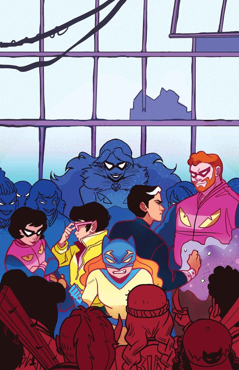 Patsy Walker, a.k.a. Hellcat #14 (Brittney Williams Cover)