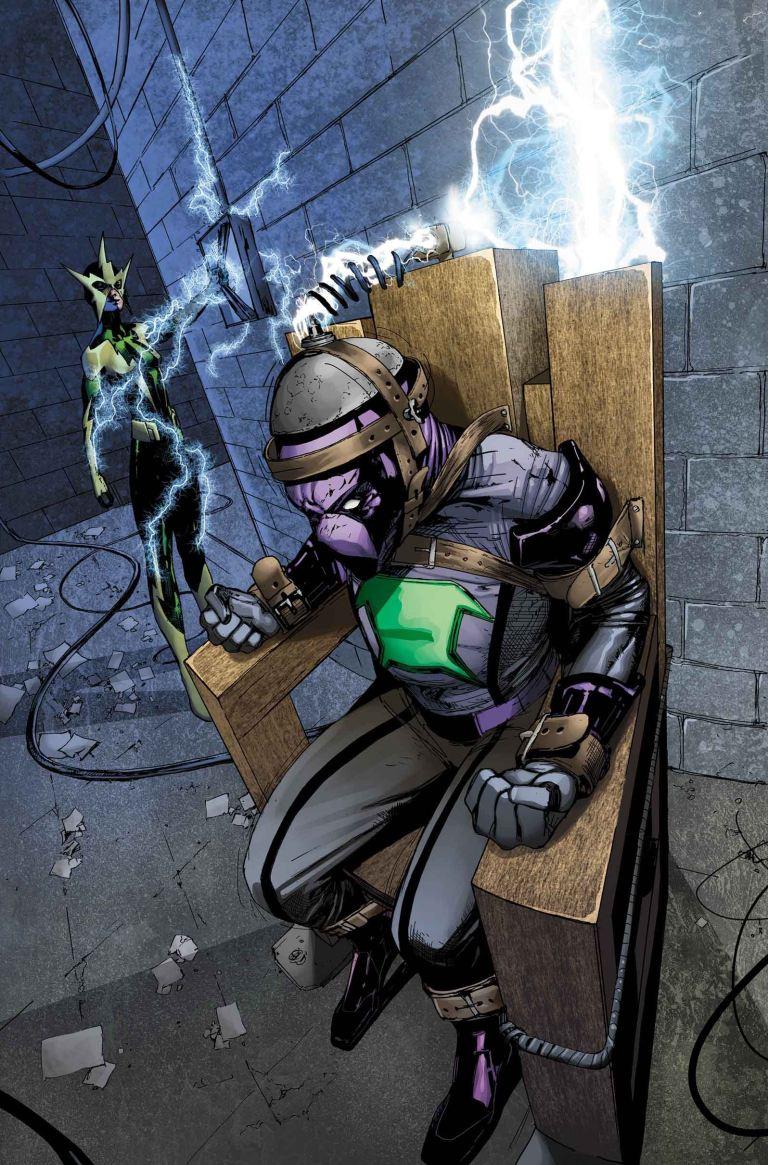Prowler #3 (Travel Foreman Regular Cover)