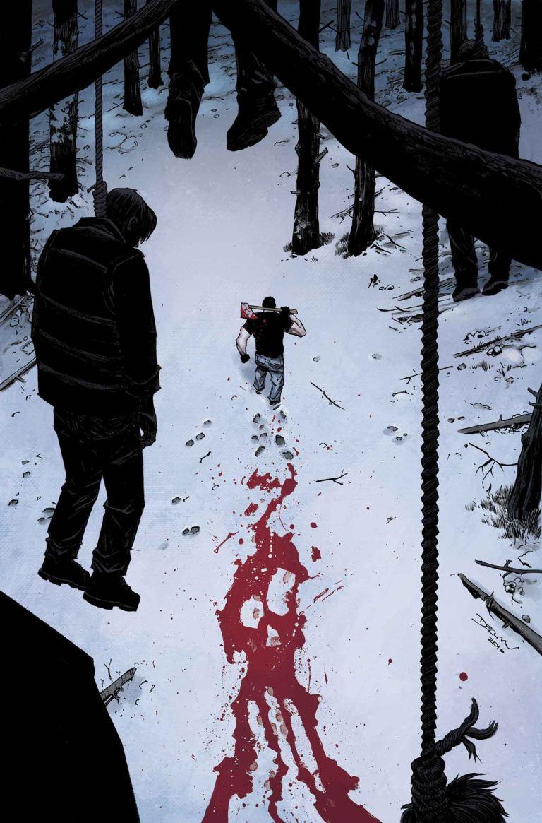 Punisher #10 (Declan Shalvey Regular Cover)