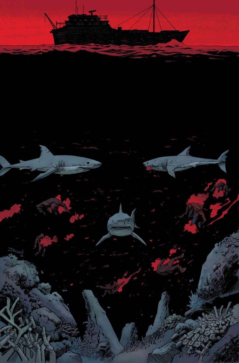 Punisher #11 (Declan Shalvey Cover)