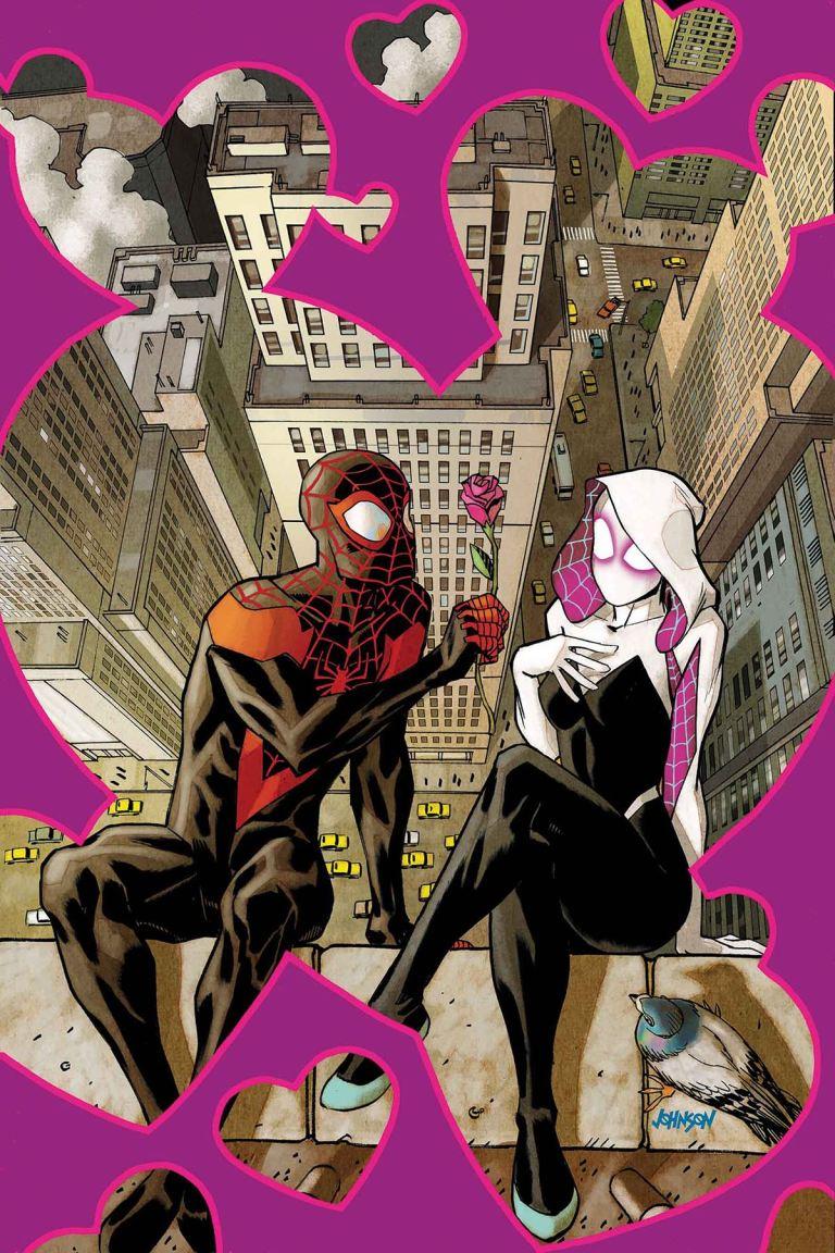 Spider-Gwen #16 (Cover B Dave Johnson)