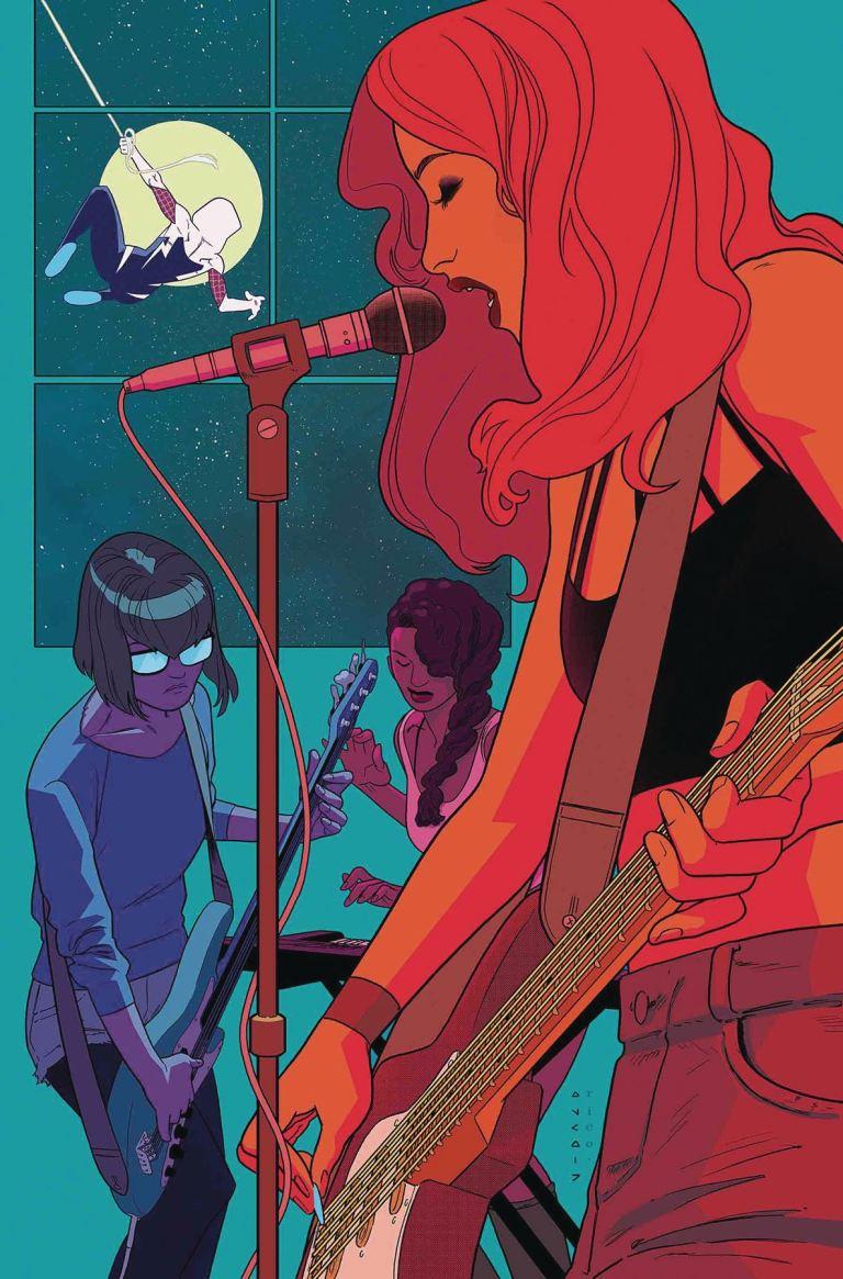Spider-Gwen #23 (Kris Anka Cover)