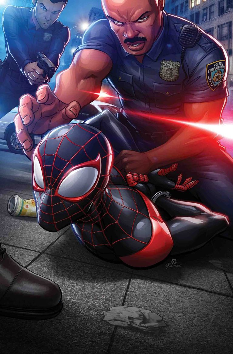 Spider-Man #20 (Cover A Patrick Brown)