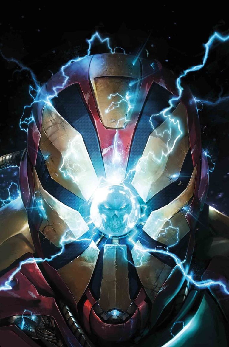 Spider-Man 2099 #22 (Francesco Mattina Cover)
