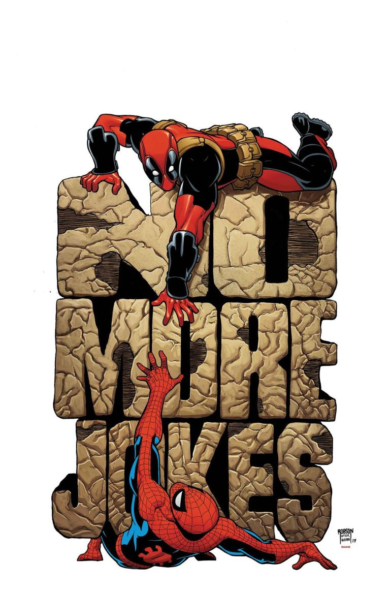 Spider-Man Deadpool #19 (Will Robson Cover)