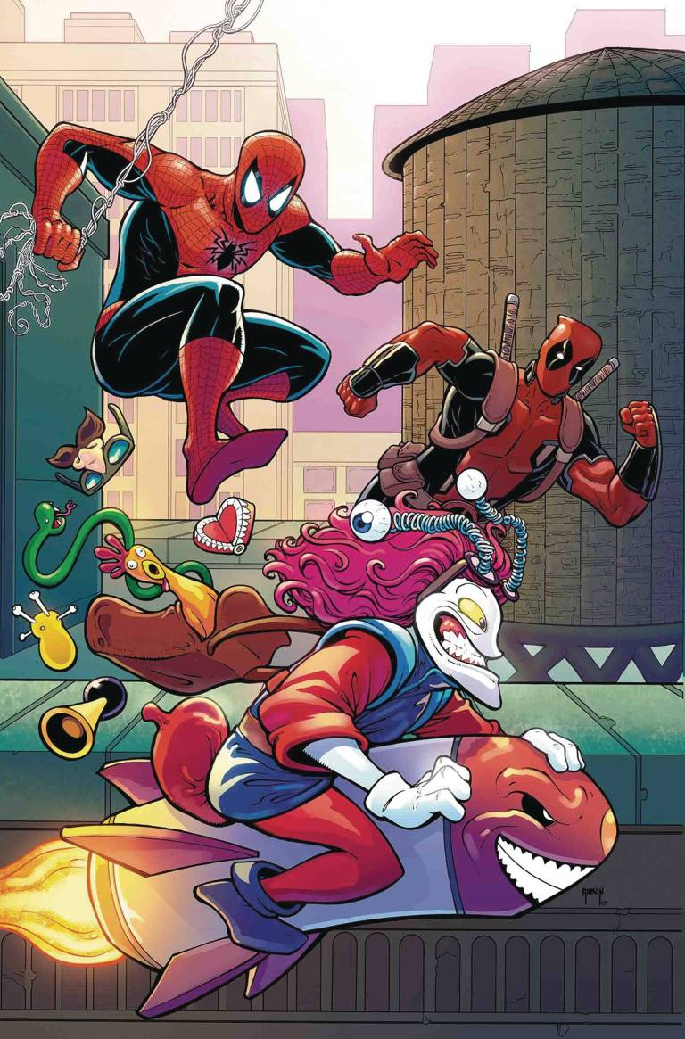 Spider-Man Deadpool #20 (Cover A Will Robson)