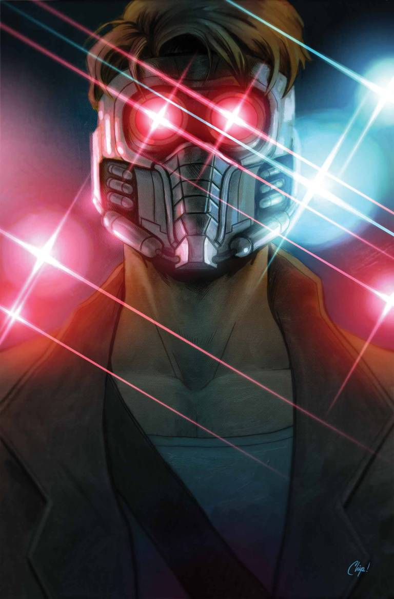 Star-Lord #1 (Chip Zdarsky Variant Cover)