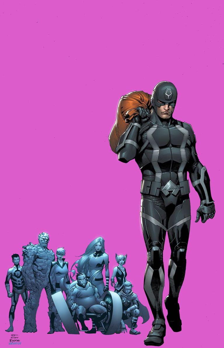 Star-Lord #1 (Chris Stevens ICX Variant Cover)