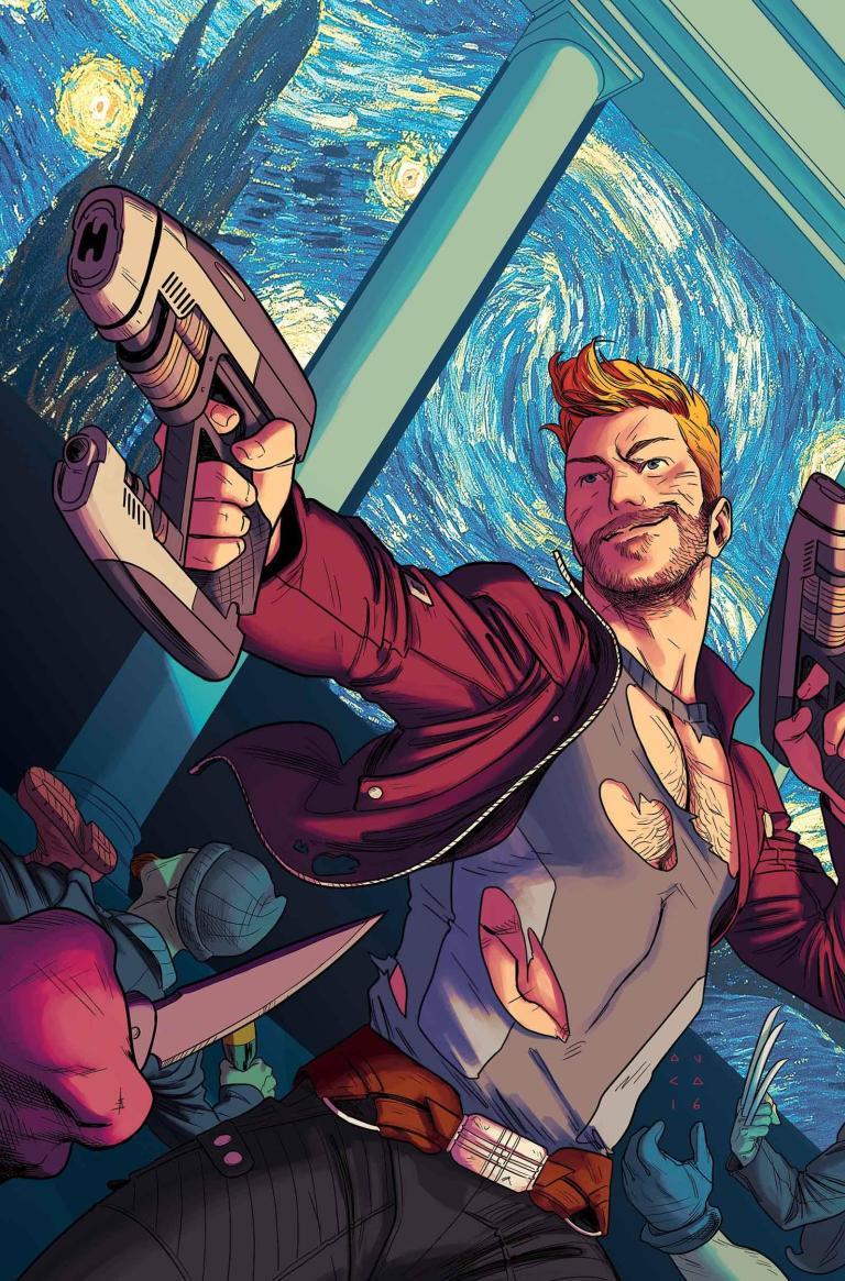 Star-Lord #1 (Kris Anka Regular Cover)