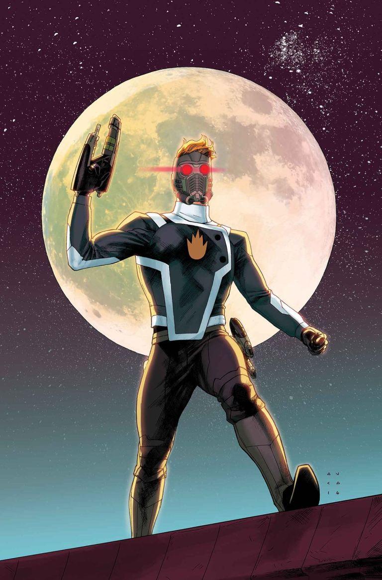 Star-Lord #2 (Kris Anka Regular Cover)