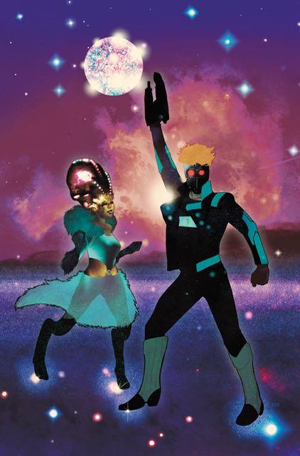 Star-Lord #3 (Frazer Irving Variant Cover)
