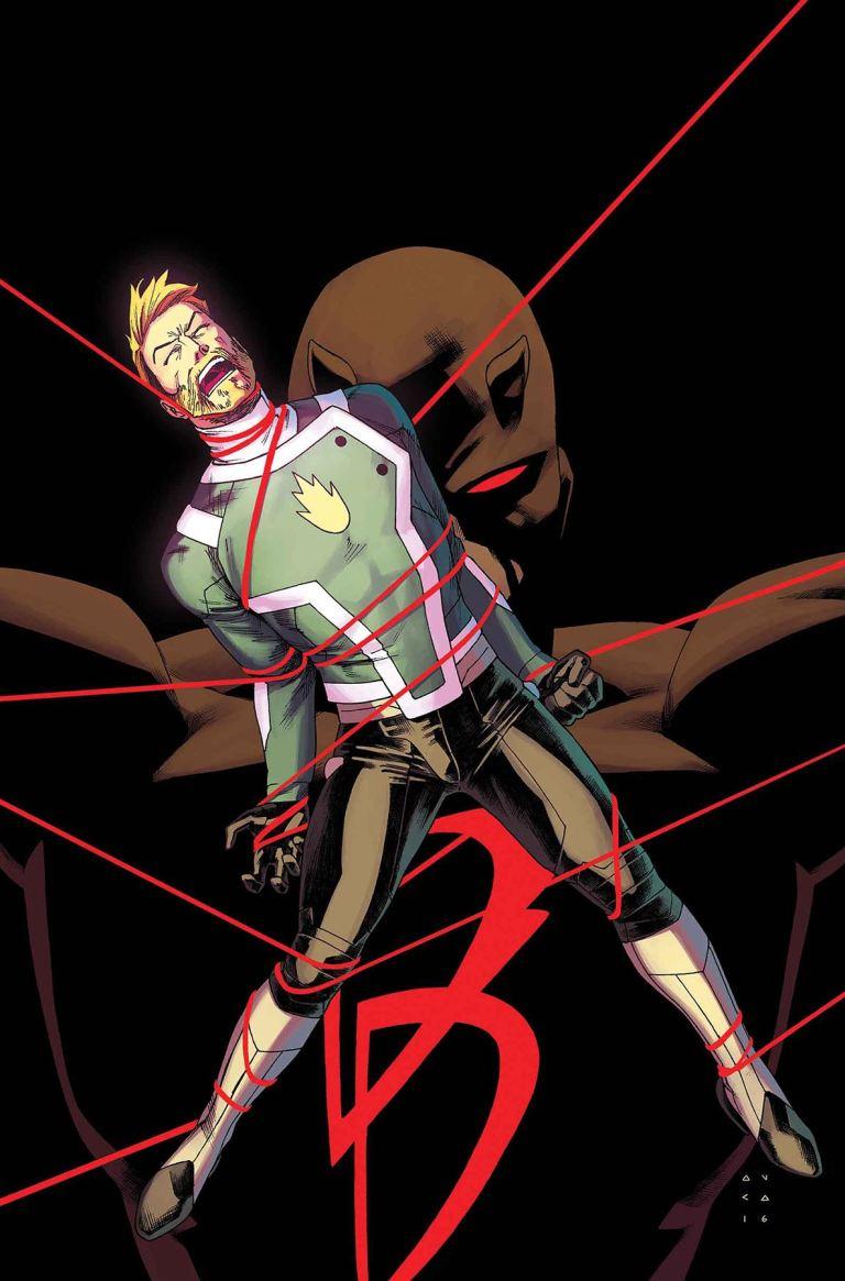 Star-Lord #3 (Kris Anka Regular Cover)