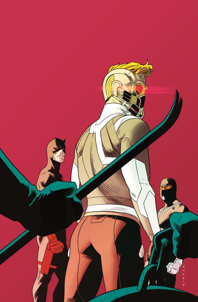 Star-Lord #5 (Kris Anka Cover)
