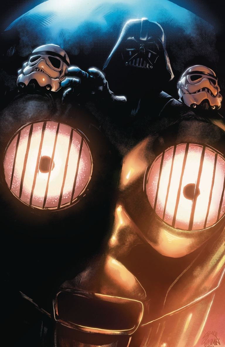 Star Wars #27 (Cover C Ryan Stegman Star Wars 40th Anniversary Variant)
