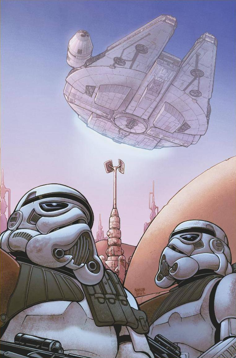 Star Wars #32 (Cover B Will Robson Star Wars 40th Anniversary Variant)