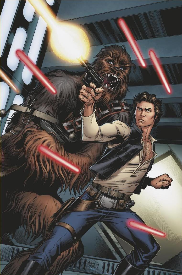 Star Wars #36 (Cover C Ed McGuinness 40th Anniversary Variant)