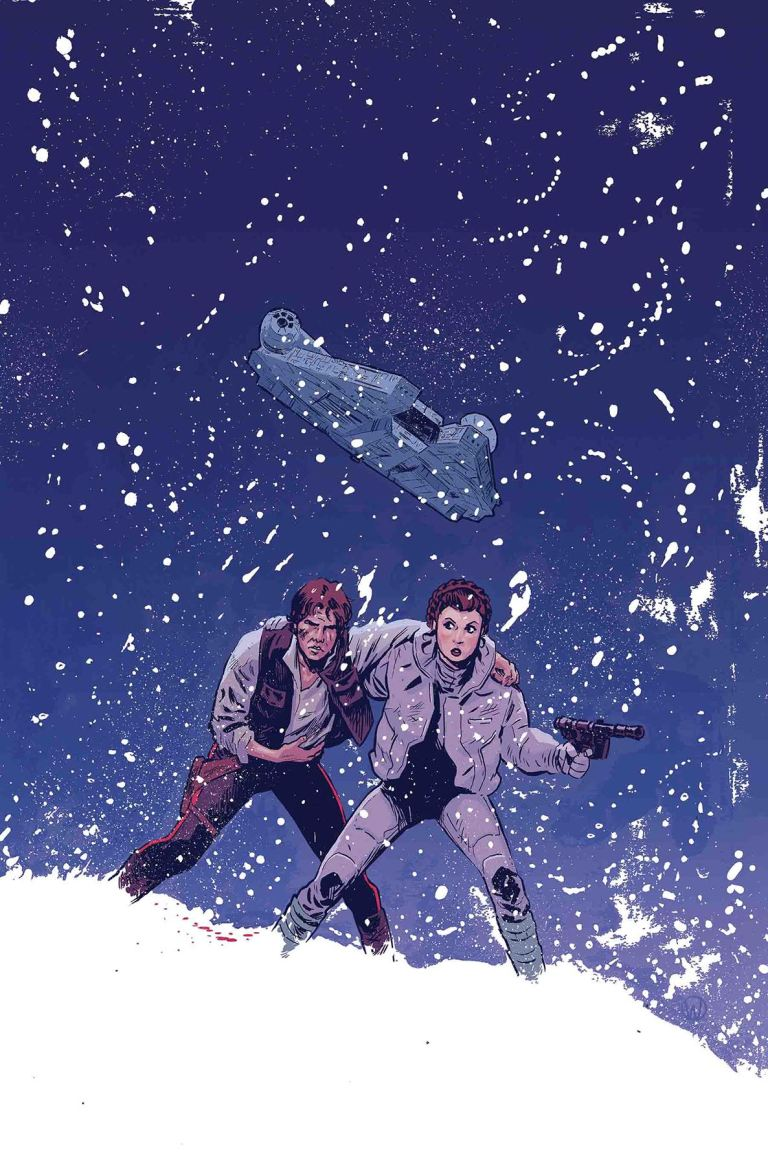 Star Wars Annual #3 (Cover A Michael Walsh)