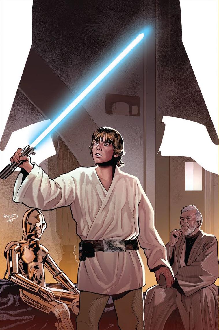 Star Wars= Darth Maul #2 (Paul Renaud Star Wars 40th Anniversary Variant Cover)