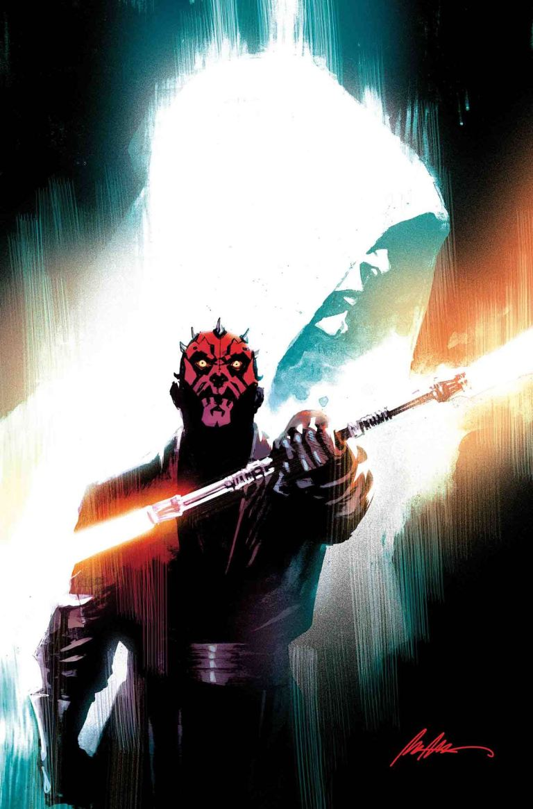 Star Wars= Darth Maul #2 (Rafael Albuquerque Regular Cover)
