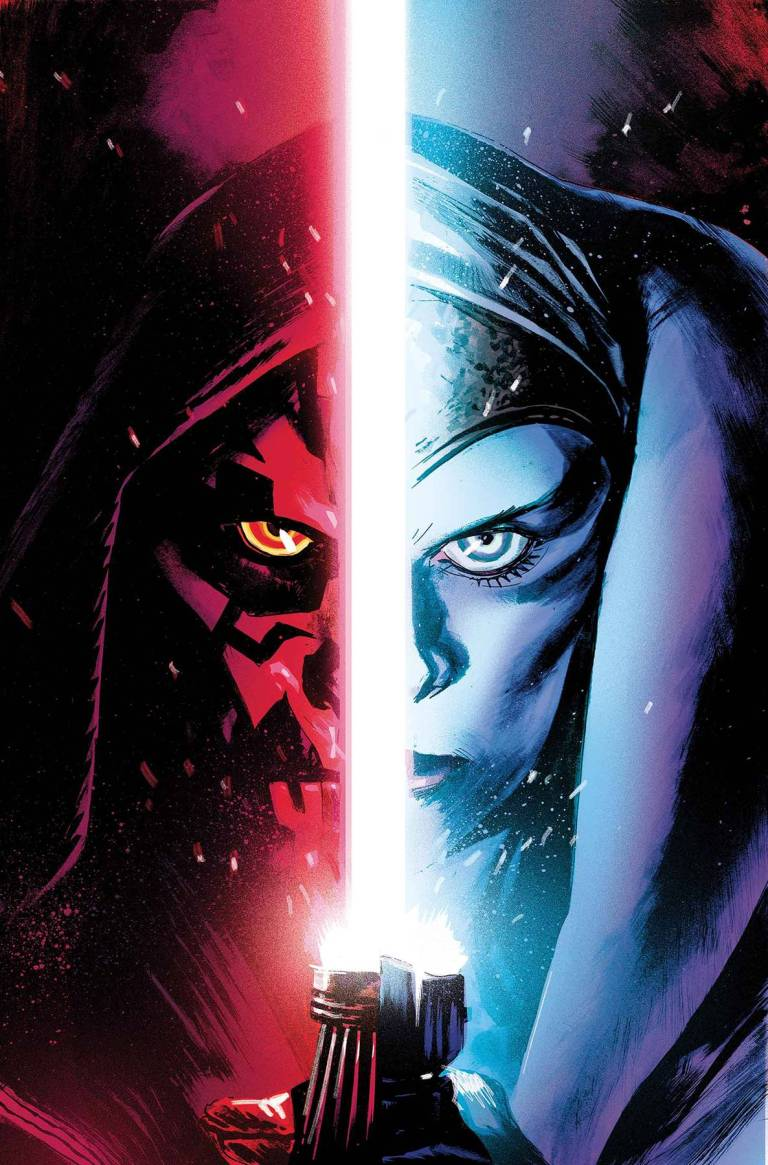 Star Wars Darth Maul #4 (Cover A Rafael Albuquerque)