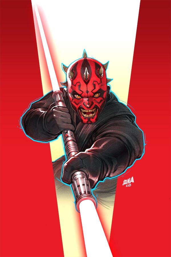 Star Wars Darth Maul #4 (Cover C David Nakayama)