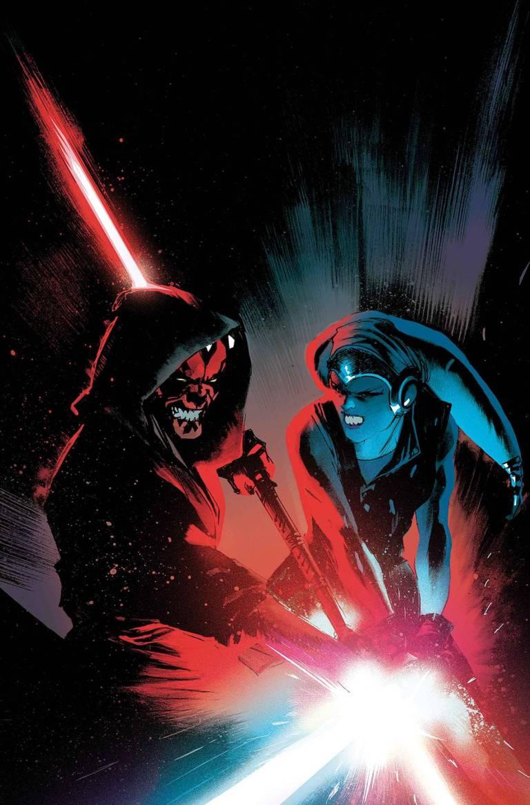 Star Wars Darth Maul #5 (Cover A Rafael Pinto Albuquerque)