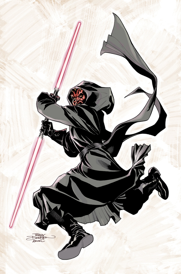 Star Wars Darth Maul #5 (Cover C Terry Dodson)