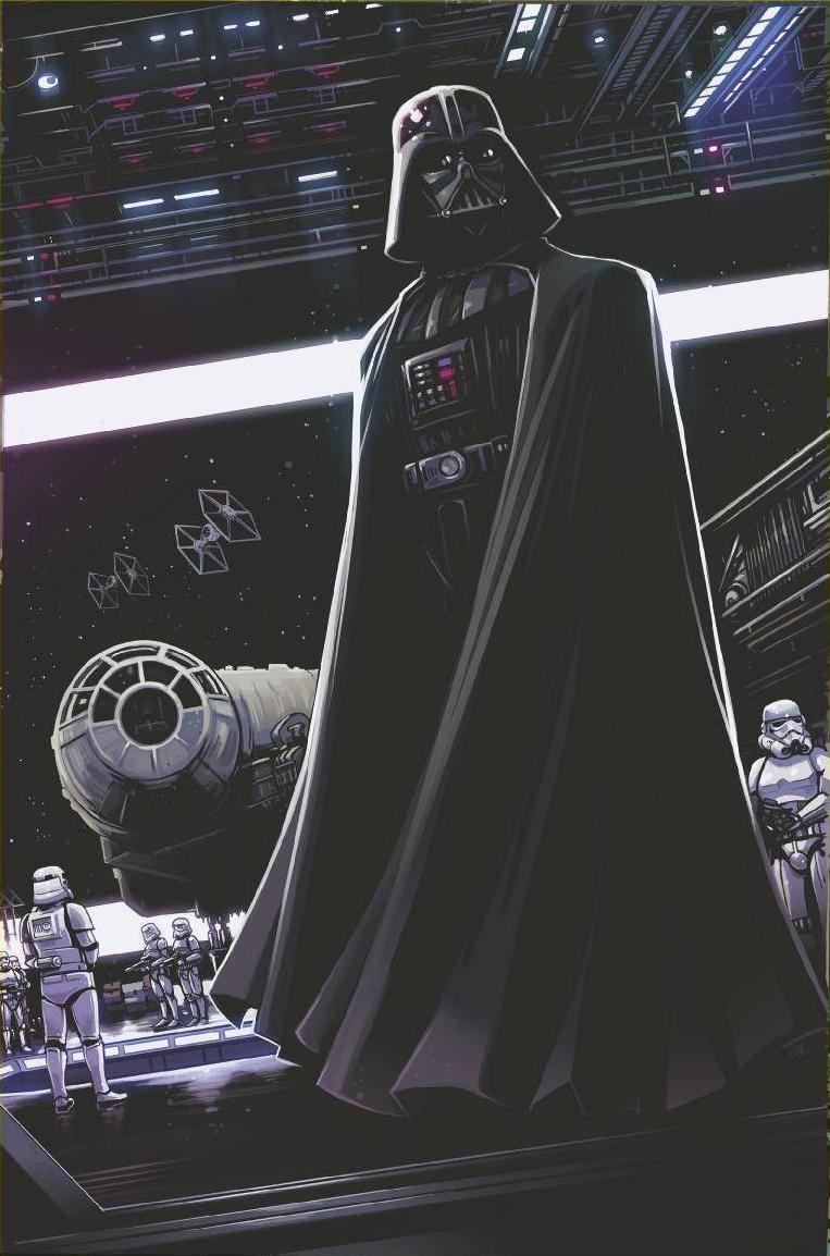 Star Wars Doctor Aphra #10 (Cover B Caspar Wijngaard Star Wars 40th Anniversary Variant)