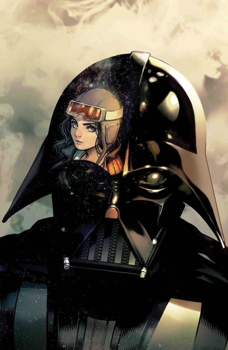 Star Wars Doctor Aphra #12 (Cover A Karmome Shirahama)