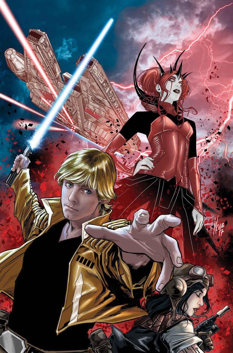 Star Wars Doctor Aphra #8 (Cover A Marco Checchetto)