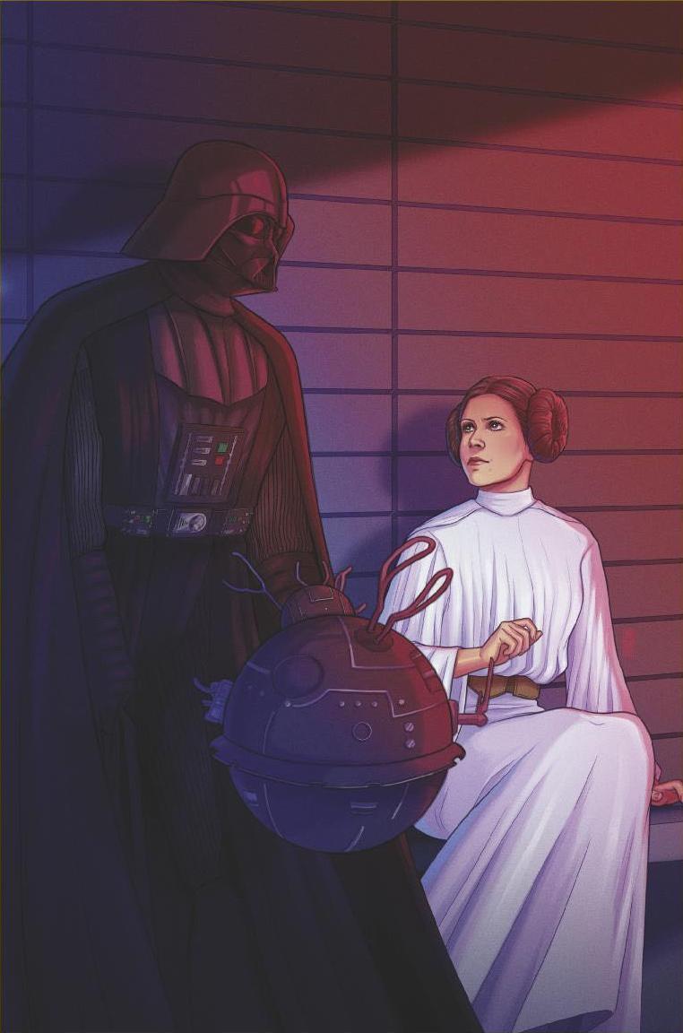 Star Wars Doctor Aphra #8 (Cover B Jen Bartel Star Wars 40th Anniversary Variant)
