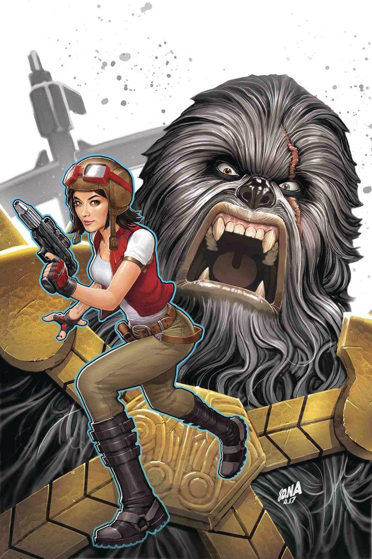 Star Wars Doctor Aphra Annual #1 (Cover A David Nakayama)
