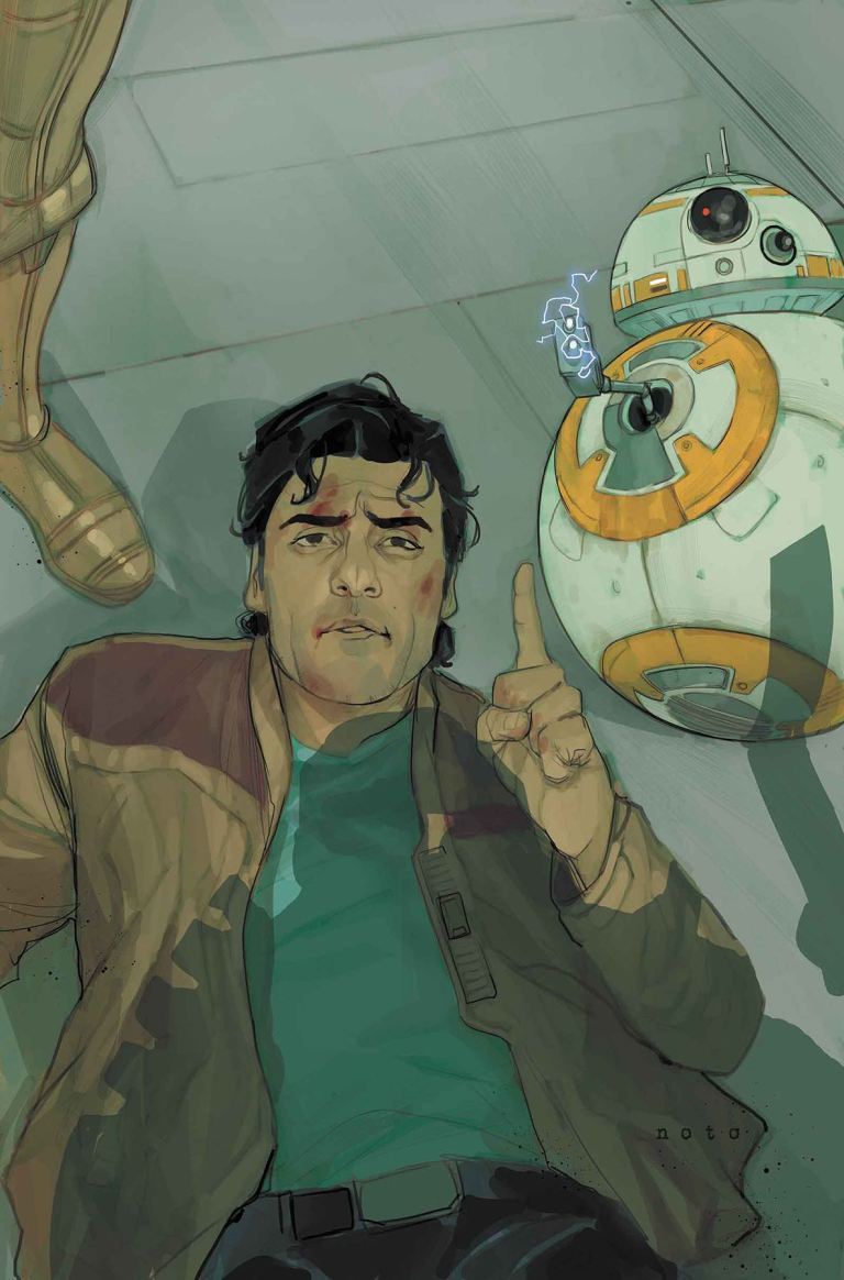 Star Wars Poe Dameron #10 (Cover A Phil Noto)