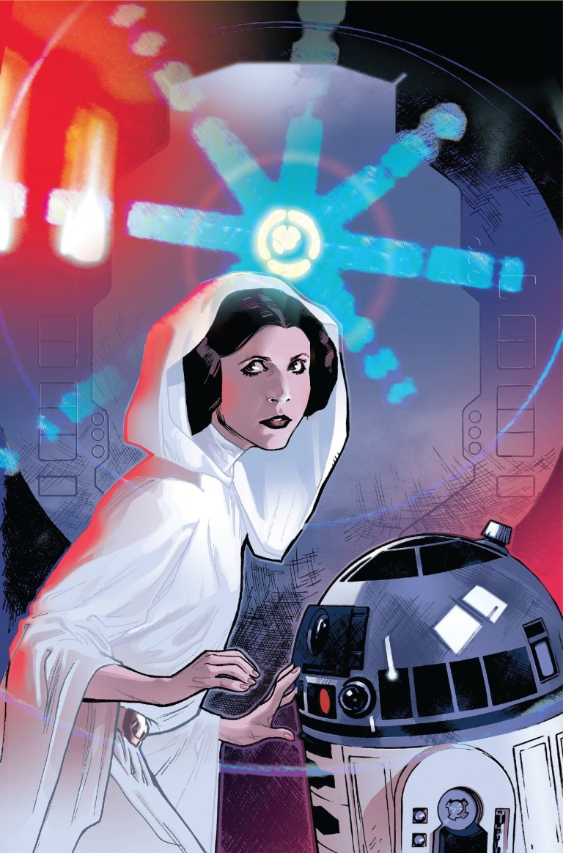 Star Wars Poe Dameron #10 (Cover B Stuart Immonen Star Wars 40th Anniversary Variant)