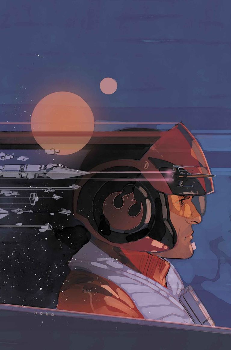 Star Wars Poe Dameron #11 (Cover A Phil Noto)