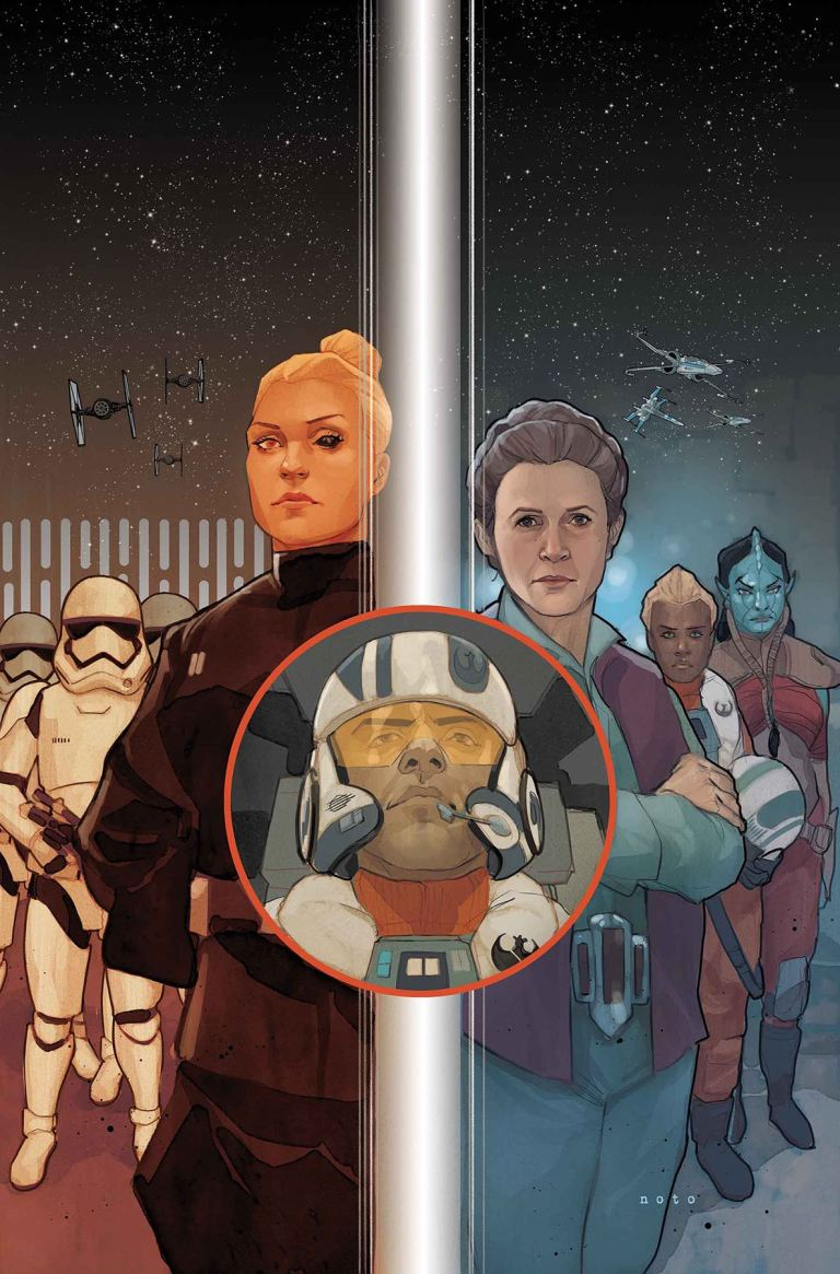 Star Wars Poe Dameron #17 (Cover A Phil Noto)