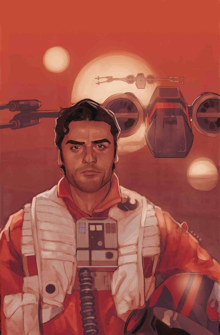 Star Wars Poe Dameron #18 (Cover A Phil Noto)