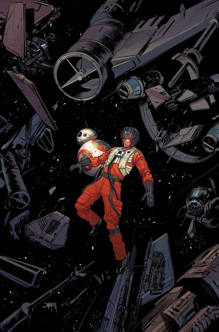 Star Wars Poe Dameron Annual #1 (Cover A Dan Mora)