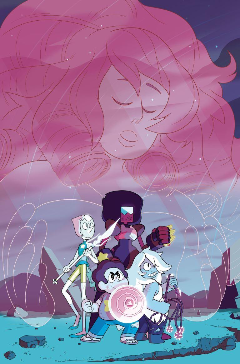 Steven Universe #1 (Cover B Rian Sygh)