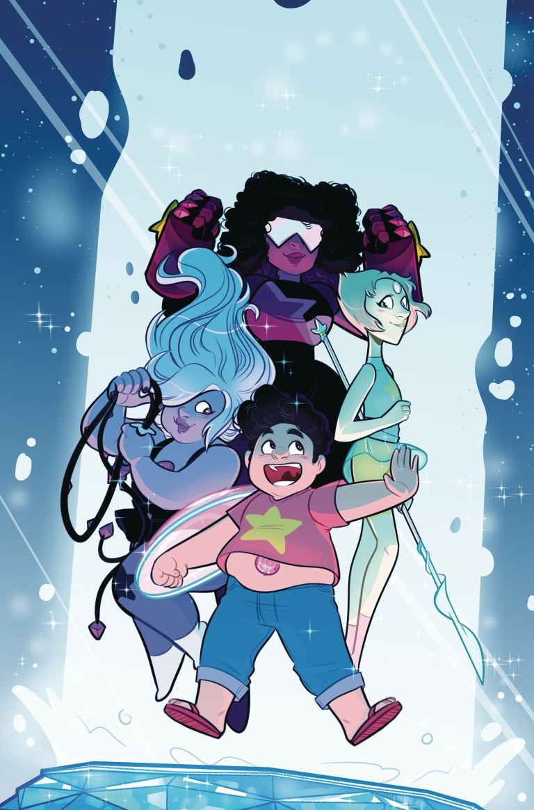 Steven Universe #1 (Cover C Jenn St-Onge)