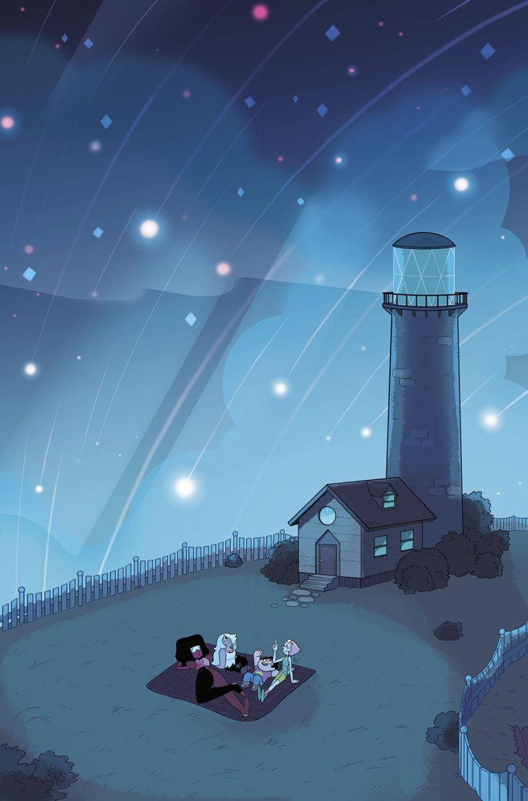 Steven Universe #2 (Cover B Rian Sygh)