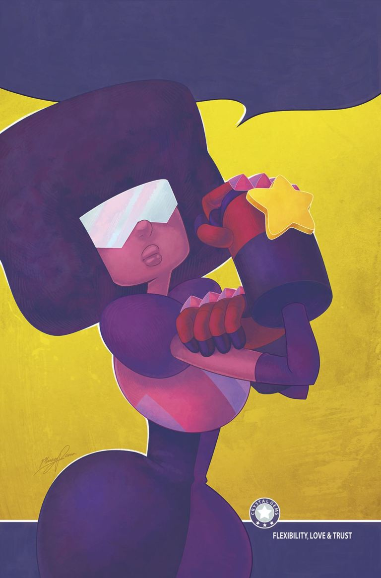 Steven Universe #3 (Cover A Missy Pena)