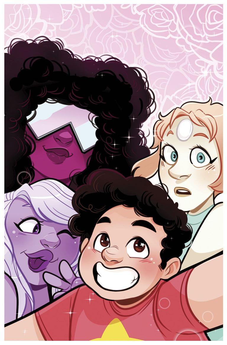 Steven Universe #3 (Cover C Jenn St-Onge)