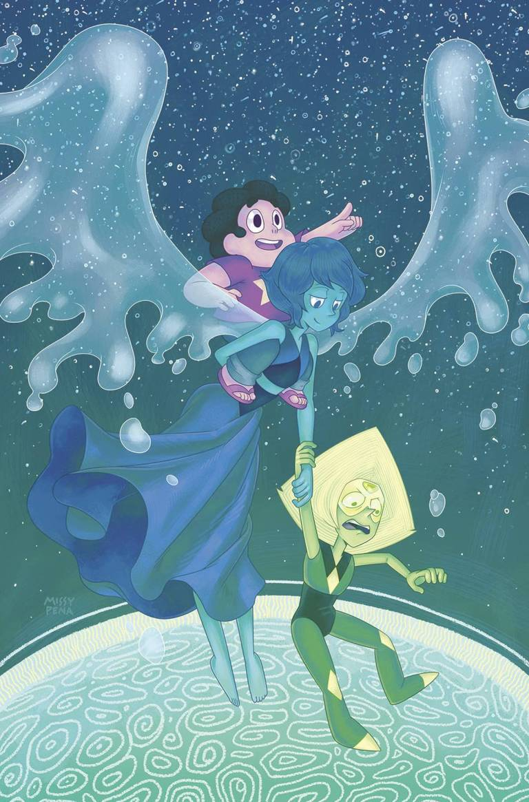 Steven Universe #6 (Cover A Missy Pena)