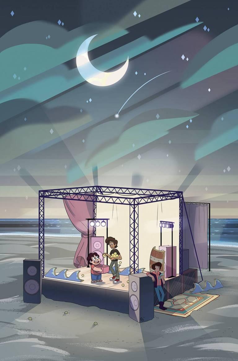 Steven Universe #6 (Cover B Rian Sygh)